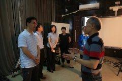 共青团北京市委副书记郭文杰同志莅临我院调研